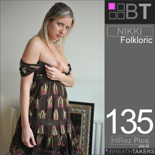 Nikki - `Folkloric` - for BREATH-TAKERS ARCHIVES