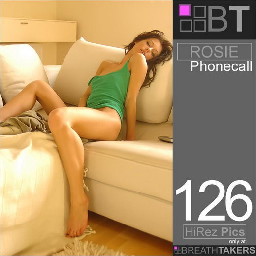 Rosie - `Phonecall` - for BREATH-TAKERS ARCHIVES