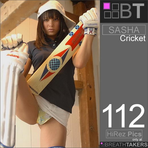Sasha - `Cricket` - for BREATH-TAKERS ARCHIVES