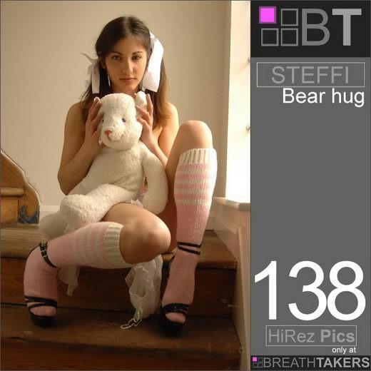 Steffi - `Bear Hug` - for BREATH-TAKERS ARCHIVES