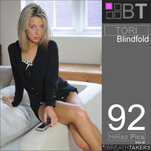 Tori - `Blindfold` - for BREATH-TAKERS ARCHIVES
