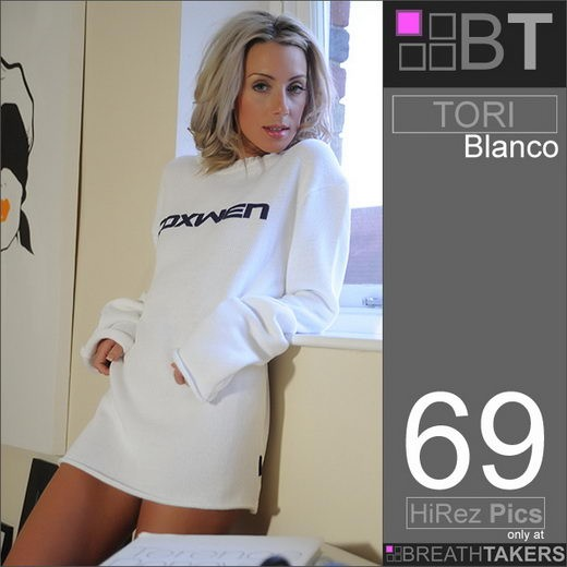 Tori - `Blanco` - for BREATH-TAKERS ARCHIVES