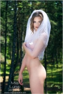 Mia Luna in Beautiful Naked Bride gallery from CHARMMODELS by Domingo