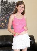 Teen Lara Brookes Strips Naked Live And Masturbates!