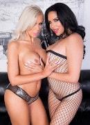 Missy Martinez Fucking Nina Elle Hot And LIVE
