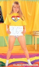 Judith B in Teentest 161 gallery from CLUBSEVENTEEN