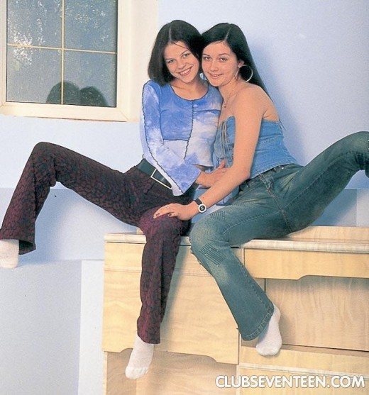 Jenny B & Irma in TFH 115 gallery from CLUBSEVENTEEN
