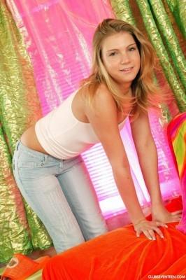 Megan A  from CLUBSEVENTEEN