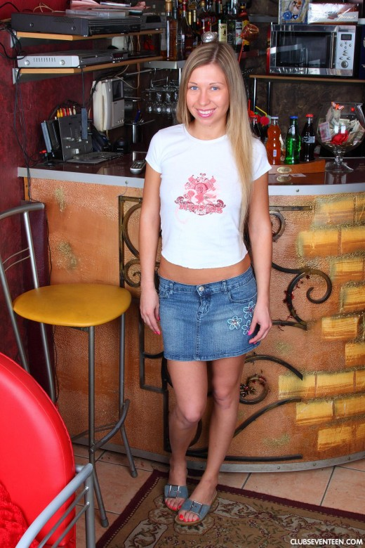Jessy C in Blondes 149 gallery from CLUBSEVENTEEN
