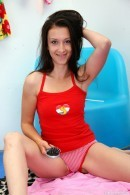 Nicoleta A in Brunettes 125 gallery from CLUBSEVENTEEN