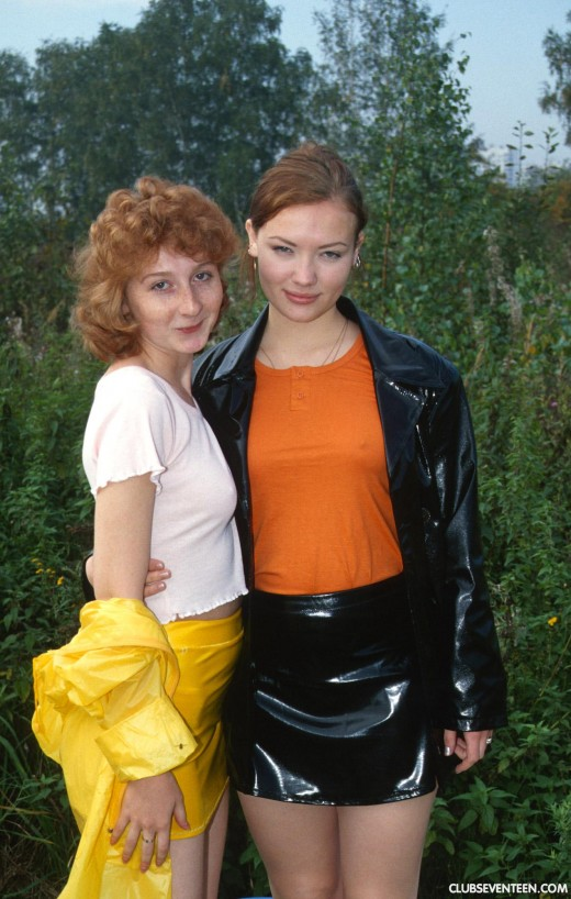 Anna Z & Thelma in Seventeen Classics 105 gallery from CLUBSEVENTEEN