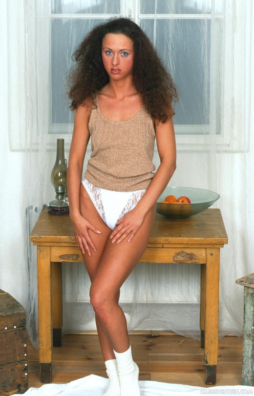 Veronica D in Seventeen Classics 106 gallery from CLUBSEVENTEEN