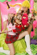 Yasmin A & Angelika in Yll 571 gallery from CLUBSEVENTEEN