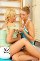 Megan A & Carol C & Katja H & Mylou A - Sporty Teens 129