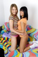 Sasha L & Katie K in Yll 613 gallery from CLUBSEVENTEEN