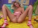 Ilse A - Skinny Ilse masturbating
