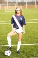 Violette - Naked USA soccer player