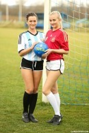 Cayla A & Tess C - Argentina vs Spain