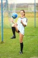 Tess C - Argentinian football teen