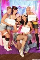 Jamie B & Esmeralda A & Wendy B & Joyce D & Sammy A - Club Seventeen karaoke band
