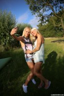 Vanda L & Jessie C - Taking naughty pictures