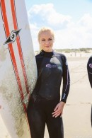 The hottest surfer chicks