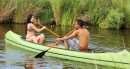 Daniella C in Romantic canoe ride video from CLUBSEVENTEEN