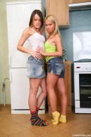 Ashley G & Jessica R in Naughty girlfriends gallery from CLUBSEVENTEEN