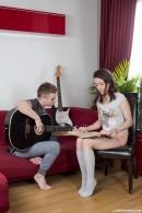 Gabi fucking a guitar player