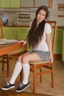 Lisa I in Schoolgirl Enjoys A Good Hard Fuck gallery from CLUBSEVENTEEN