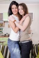 Kani & Milla - Guy Fucking 2 Nasty Girlfriends