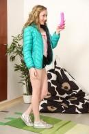 Skinny Love Doll Toying Herself