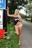 Public Flashing In Ouderkerk Aan De Amstel