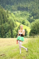 Nikki Dream in Naughty Nikki Masturbating In Tirol gallery from CLUBSEVENTEEN