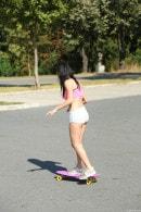 Hot Naked Skater Girls
