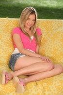Franziska - Gorgeous Skinny Teen Showing Her Tight Body