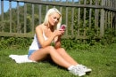 Lovita Fate in Cute Blonde Teen Fingering Herself gallery from CLUBSEVENTEEN