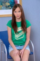 Delicious Teen Opens Her Legs Wide