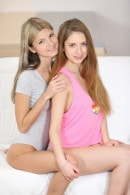 Gina H / Gina Gerson & Rebecca Volpetti in Exploring Your Girlfriend gallery from CLUBSEVENTEEN