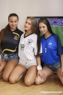 Tiffany Tatum & Olivia Nice & Rebecca Volpetti in Soccer Harem gallery from CLUBSEVENTEEN