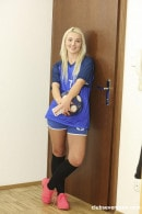 Lovita Fate in Hot French Soccer Babe gallery from CLUBSEVENTEEN