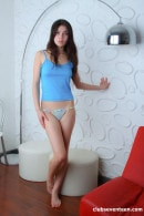 Nikol C in Pretty Brunette Showing Her Tight Body gallery from CLUBSEVENTEEN