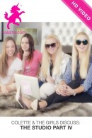 Jenna & Aubrey & Franziska - Studio Part IV INTERVIEW OFF SET