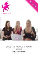 Jenna & Serena & Franziska - Get Me Off - Interview Off Set