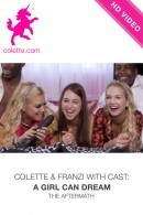 Colette & Franzi & Riley - A Girl Can Dream Interview