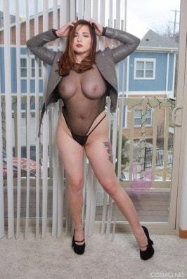 Paige Rad Nude From Cosmid At Thenudeeu