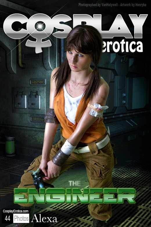 Alexa - `The Engineer` - for COSPLAYEROTICA