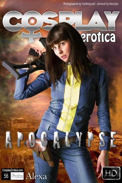 Alexa - `Apocalypse` - for COSPLAYEROTICA