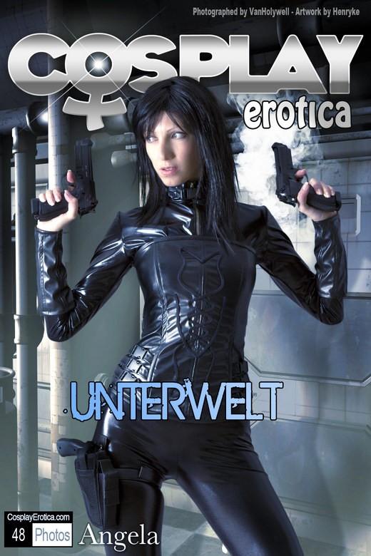 Angela - `Unterwelt` - for COSPLAYEROTICA