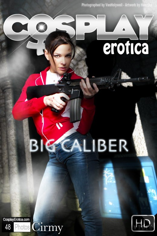 Cirmy - `Big Caliber` - for COSPLAYEROTICA